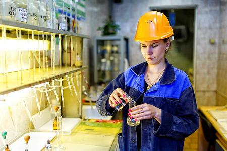 Профессиональное обучение профессии Аппаратчик химводоочистки