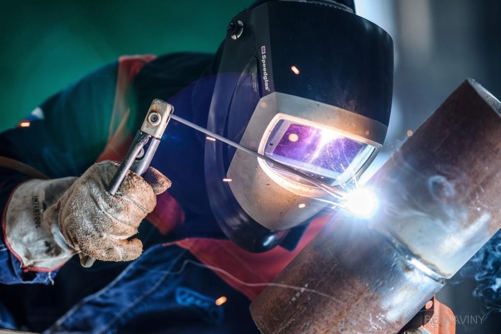 Профессиональное обучение на электрогазосварщика