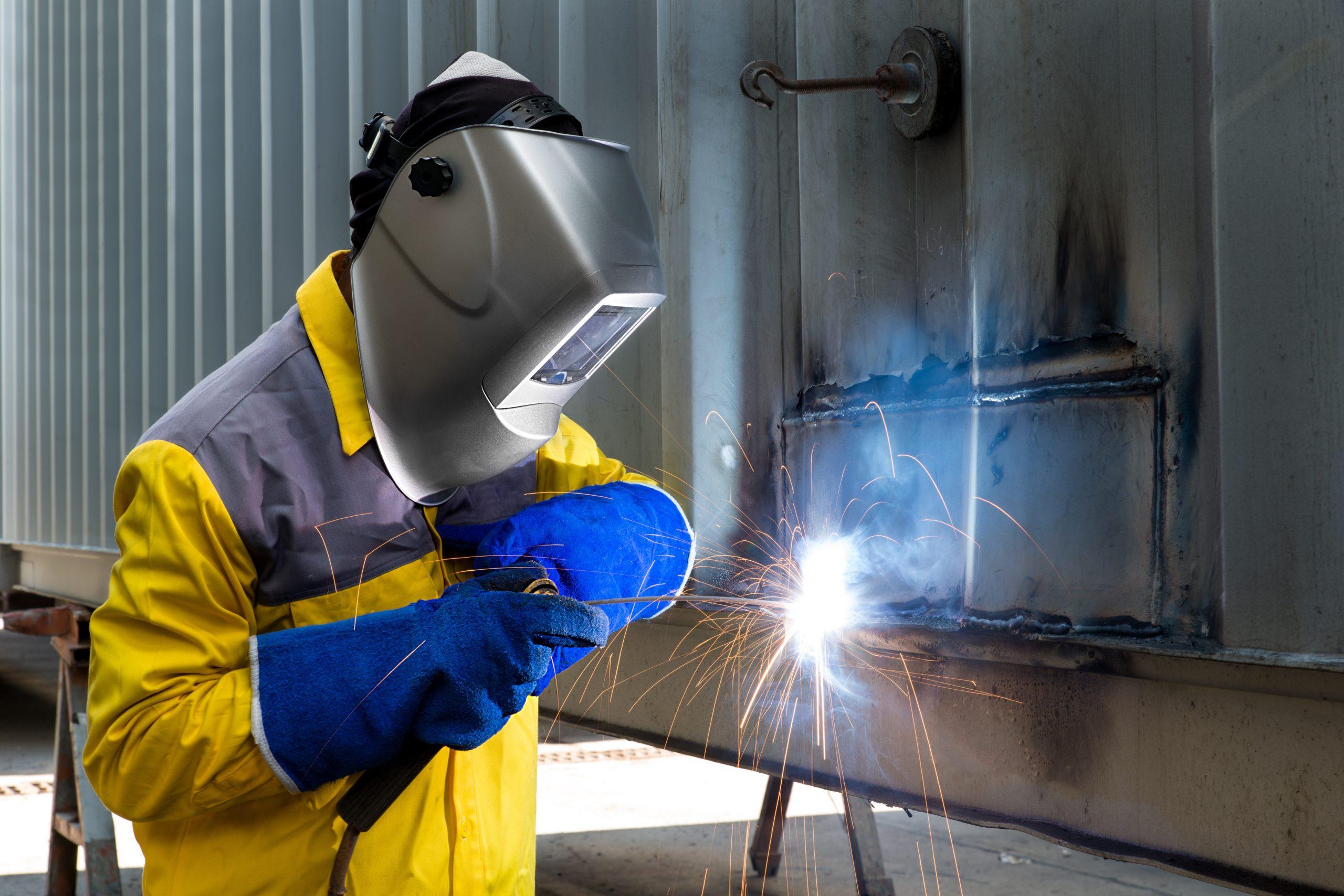 Профессиональное обучение на электросварщика ручной сварки