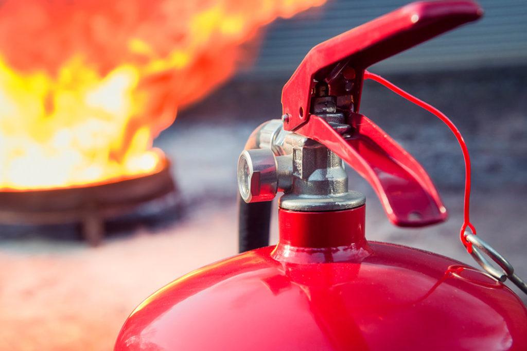 Инструктаж по безопасности труда и пожарной безопасности