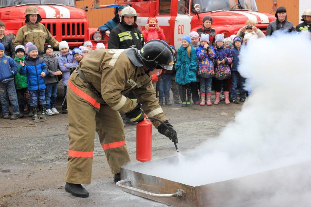 Обучение работников мерам пожарной безопасности