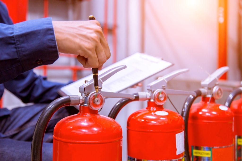 Инструктаж по пожарной безопасности на рабочем месте