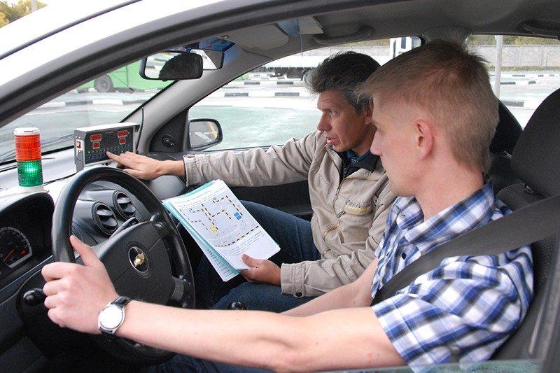 Профессиональная подготовка водителей транспортных средств