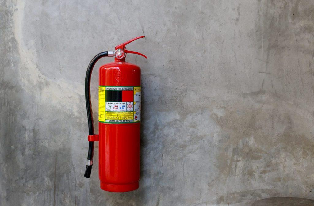 Специальные мероприятия в области пожарной безопасности