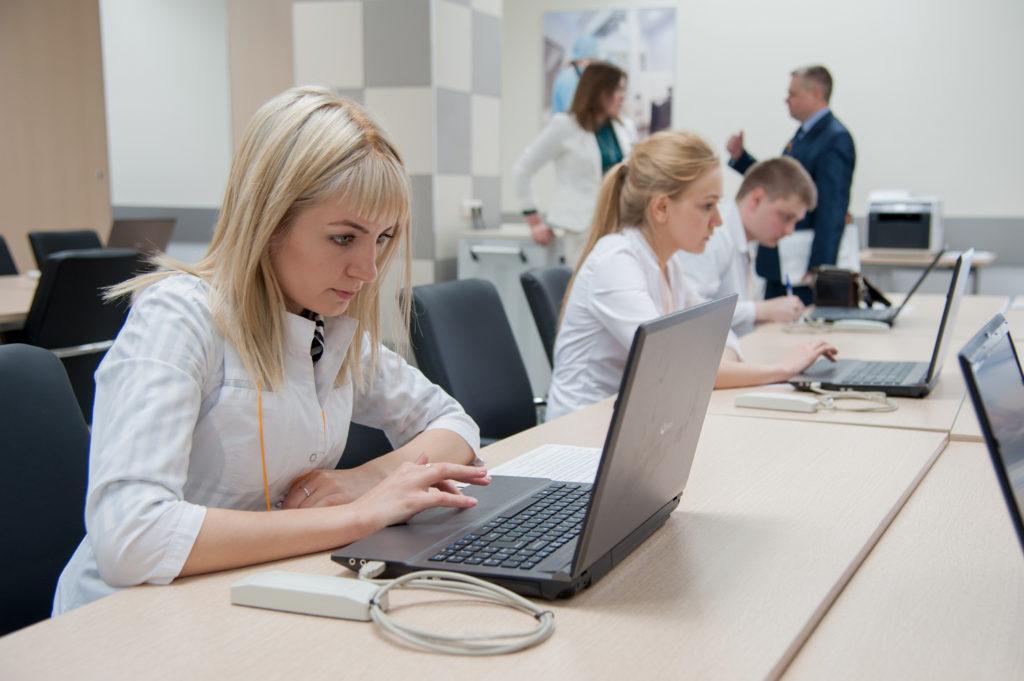 Дистанционное обучение врачей НМО